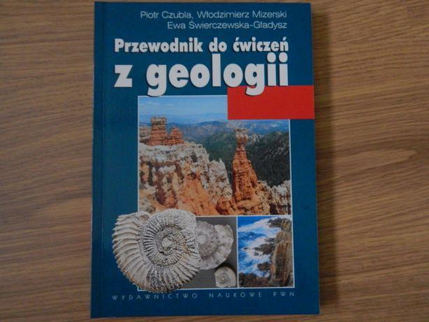 Przewodnik do ćwiczeń z geologii nowa