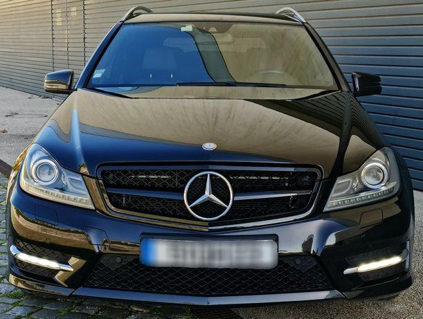 Mercedes C 250 CDi AMG 204cv C/NOVA