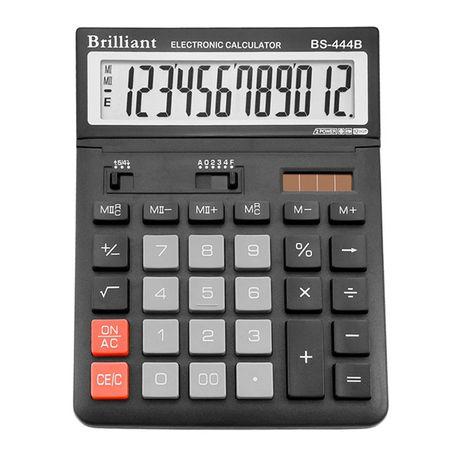 Бухгалтерский калькулятор на 12 разрядов BS-444B