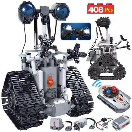 Робот конструктор на пульту управления , интерактивная игрушка лего