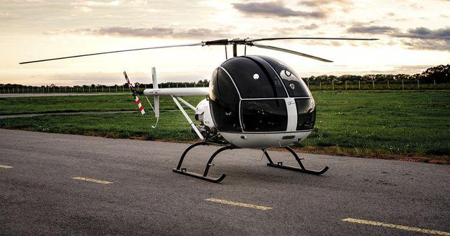 Новый Вертолет АК1-3 и с налетом