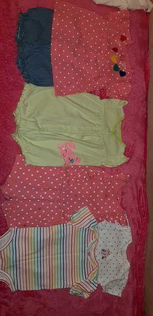Пакет одежды carters 9-12 м