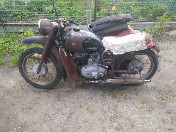 продам мотоцикл Pannonia