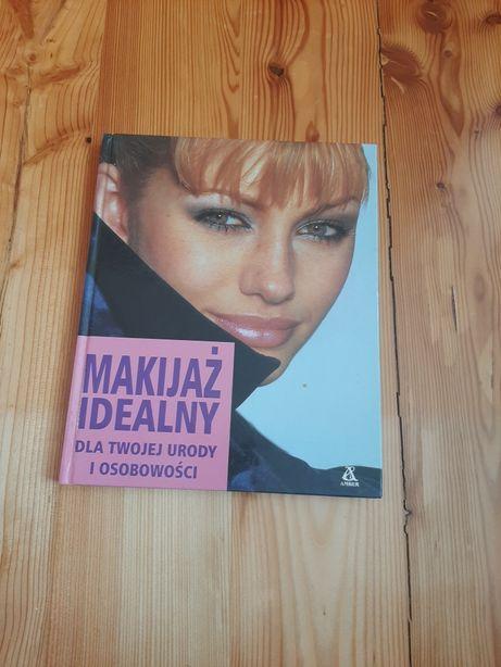 Książka idealny makijaż