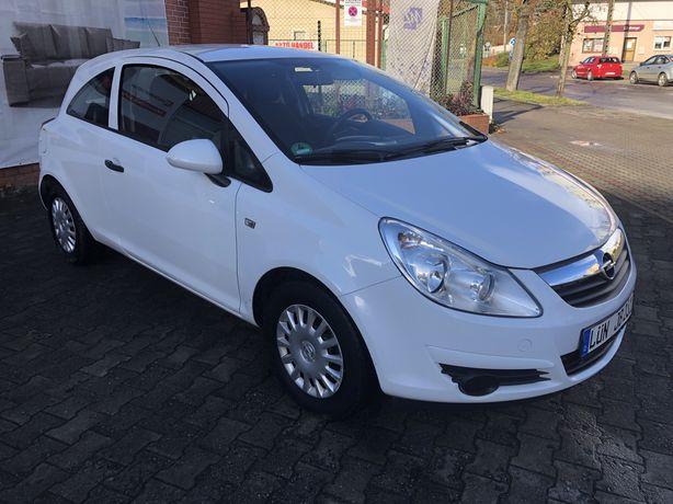 Opel Corsa benzyna 2009 z niemiec Klima