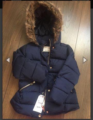 Курточка Zara на рост 104