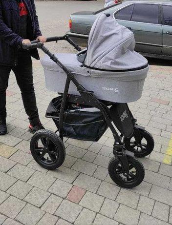 Дитяча універсальна коляска Verdi Sonic 3 в 1