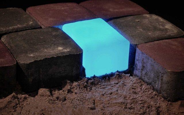 Świecąca kostka brukowa RGBW BZ,BC