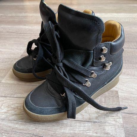 Isabel Marant Etoile ботинки premiata