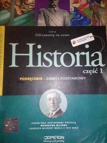 Historia cz.1 i cz.2 - podręcznik