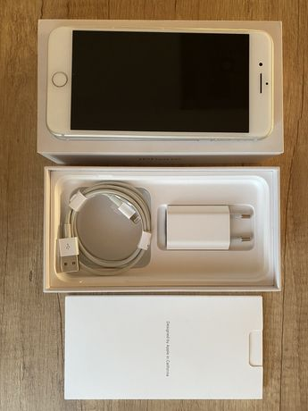 iPhone 8 Plus, Silver, 64 GB