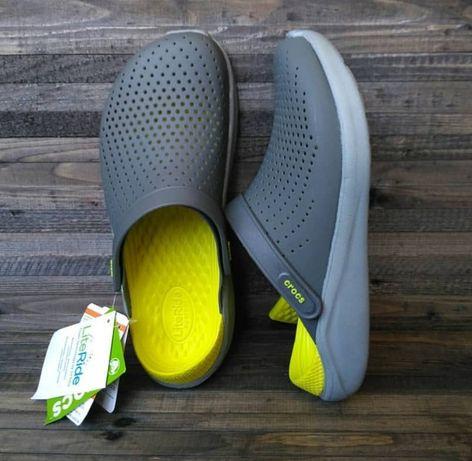 Кроксы мужские Crocs LiteRide Clog.Сабо Crocs.Купить Кроксы оригинал!