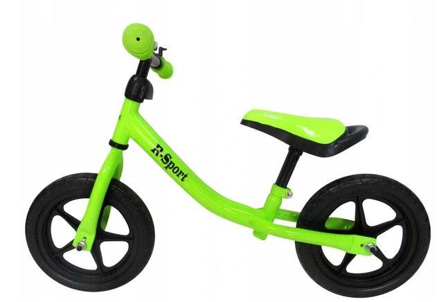 Rowerek biegowy R1 R-Sport Koła EVA dzwonek
