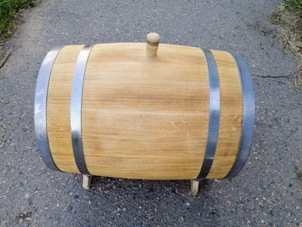 Бочки дубові для вина, коньяку, віскі, самогону!