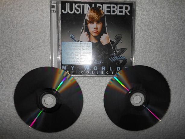 Justin Bieber - I Inni na CD