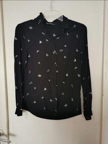 Czarna Koszula 34