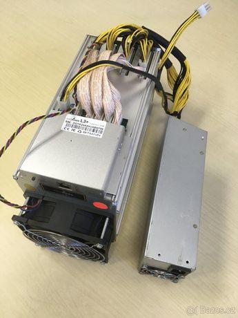Продам свои Bitmain Antminer L3+ Asic, асик антмайнер в НАЛИЧИИ