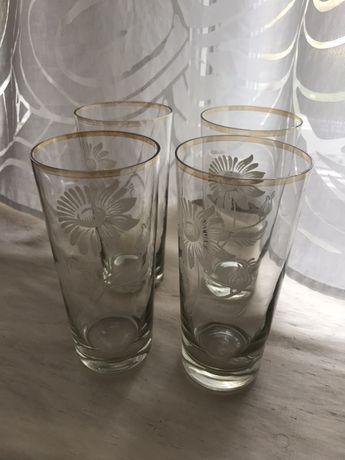 Стаканы стекло СССР