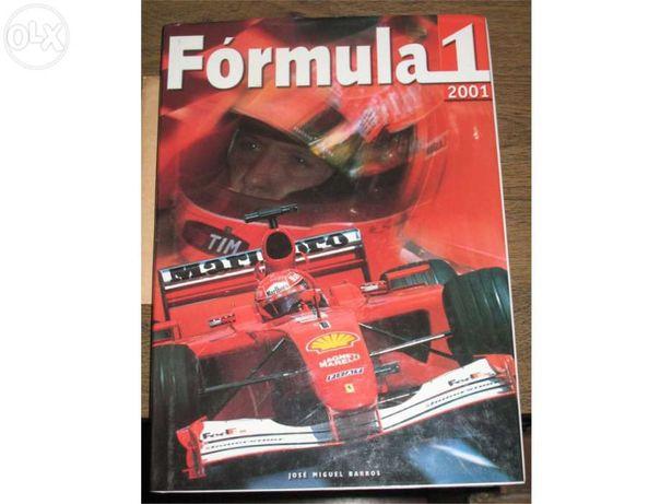 Anuário Formula 1 - 2001 - José Miguel Barros