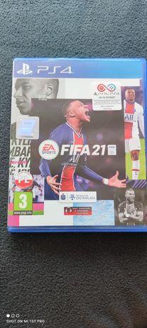 FIFA PS4 PlayStation 4 PL