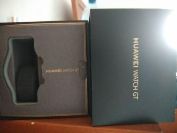 Caixa huawei watch gt