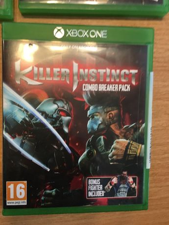Killer Instinct Combo Breaker Pack, gra na Xboxa