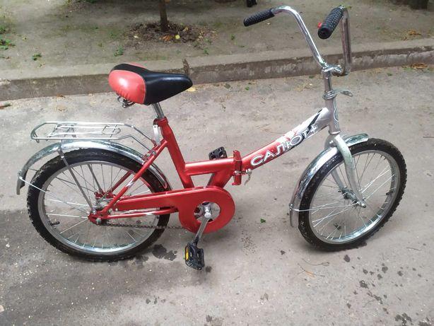 """Велосипед """"Салют +"""""""