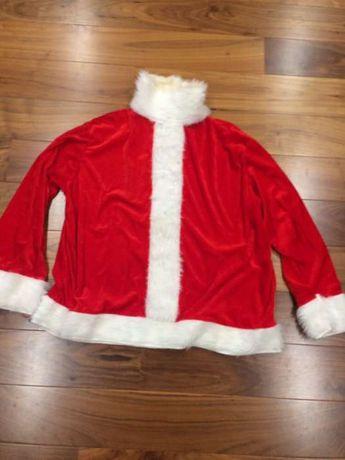 Tunika sukienka, świętego Mikołaja.