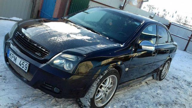 Opel Vectra C 2004г.