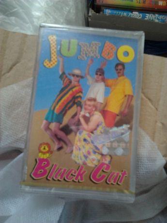 Disco Polo Black Cat ''Jumbo'' 'Folia' + druga kaseta gratis