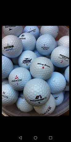 Bolas de golf multimarcas usadas