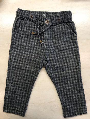 Брюки H&M, штаны для мальчика с подтяжками