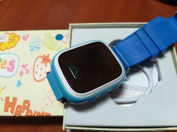 Продам дитячий смарт годинник