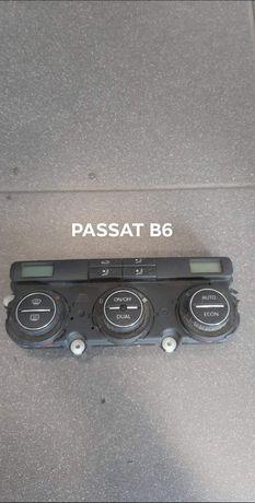 Panel nawiewu Climatronic VW Passat b6