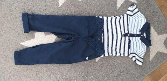 Spodnie chico HM rozmiar 92