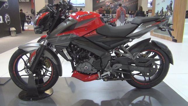 Мотоцикл Bajaj NS 200