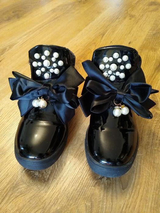 Buty dziecięce dziewczynka r.32 Lisia Góra - image 1