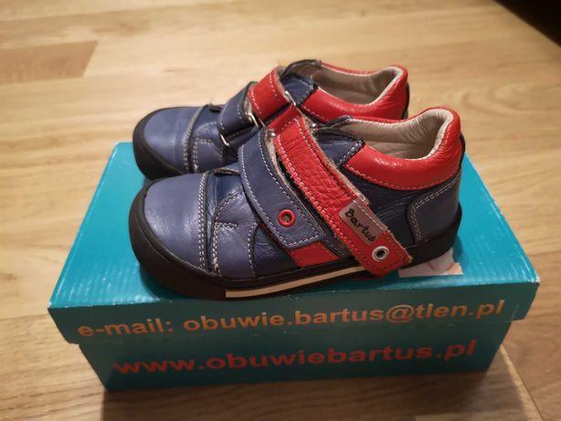 Buty chłopięce Bartuś roz. 23