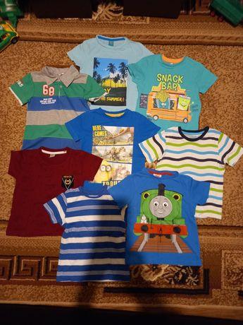 R 110 bluzki krótki rękaw,  letnie lato paka zestaw 8 szt T-shirt