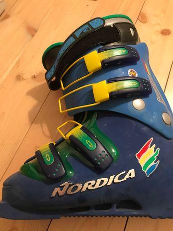 Buty narciarskie N O R D I C A   24-24,5 / 280 mm