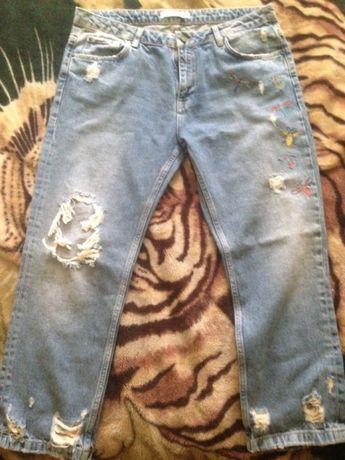 Продам модные джинсы