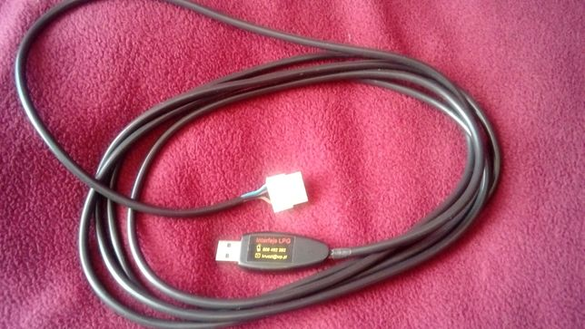 kabel sterujący do autogazu