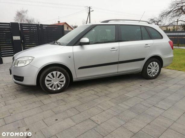 Škoda Fabia Stan idealny