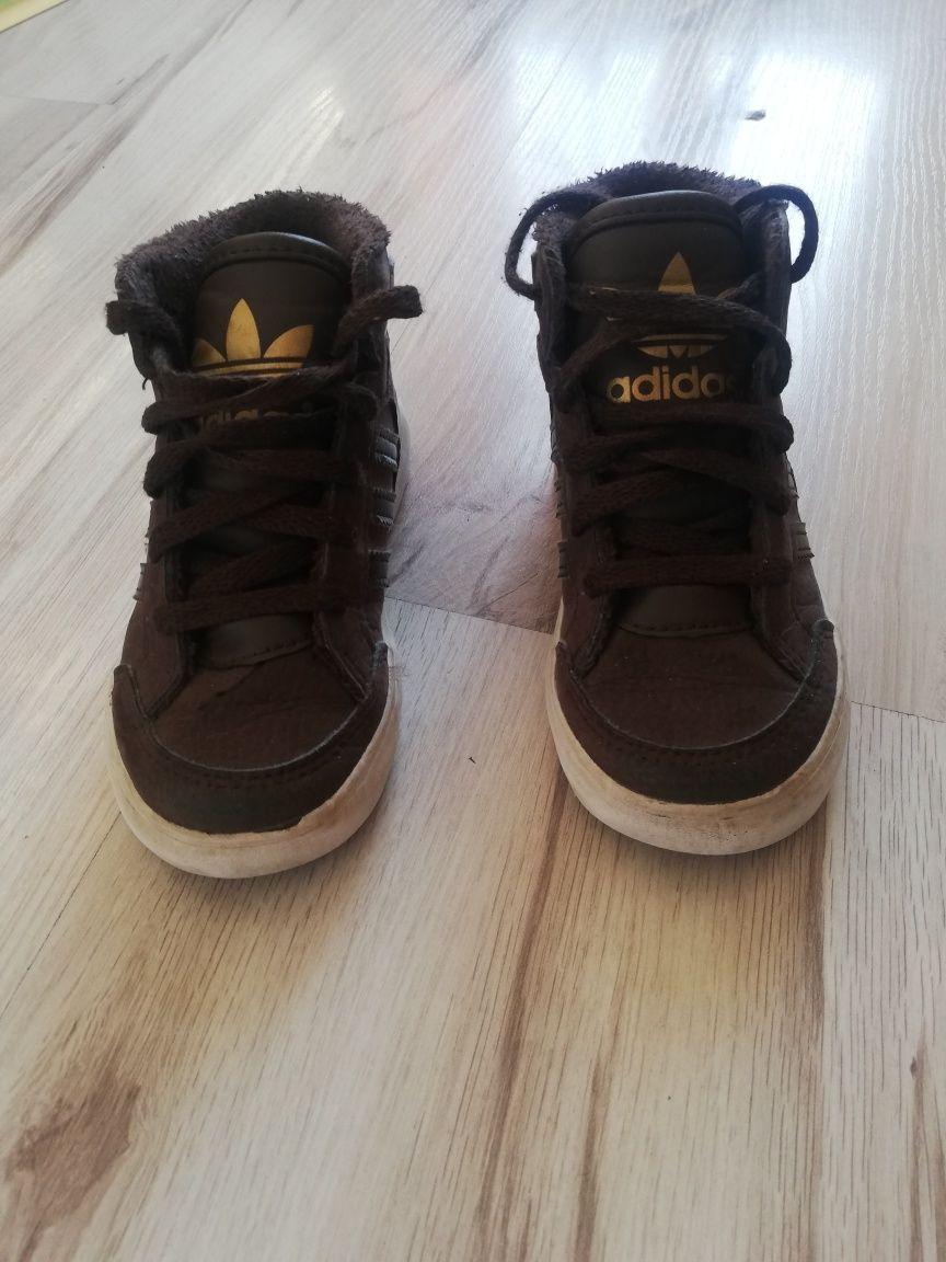 Buty dziecięce dla chłopca i dziewczynki r. 23,5 cm Adidas