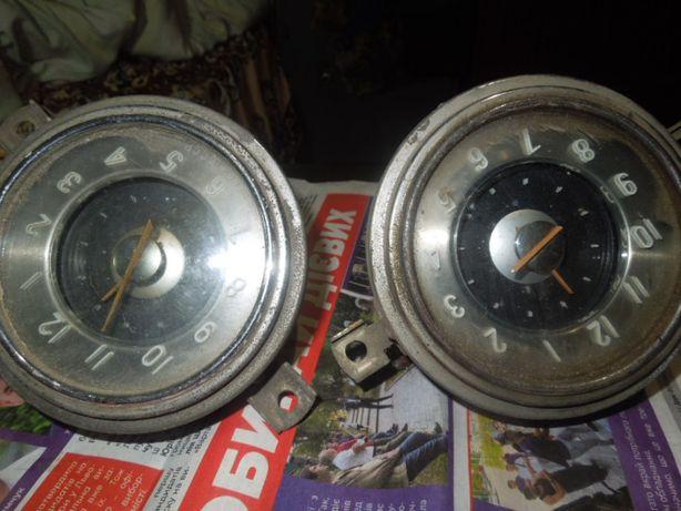 2 годинники газ 21волга по 200гр каждий