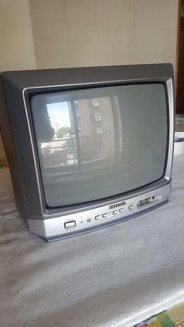 """Televisão clássica de 37 cm (pequena) marca """"Aiwa"""""""
