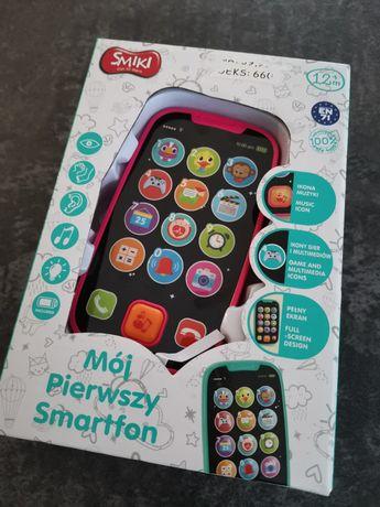 Smiki Smartfon mój pierwszy 12+NOWY