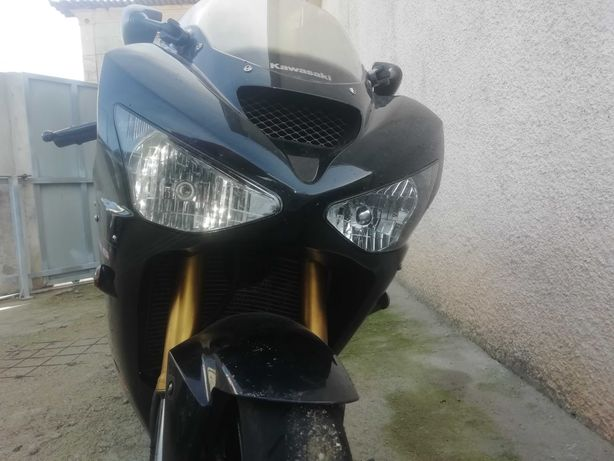 Kawasaki ninja..