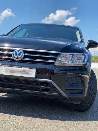 Volkswagen Tiguan Allspace 2018, торг