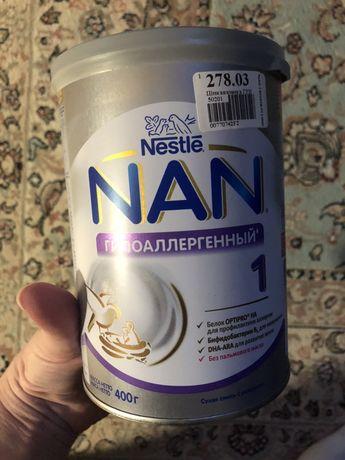 NAN 1 nestle гипоаллергенный